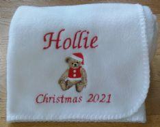 Personalised Christmas Blankets